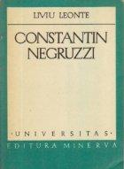Constantin Negruzzi