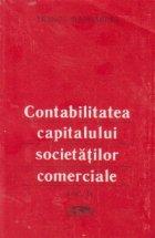 Contabilitatea capitalului societatilor comerciale, Volumul I