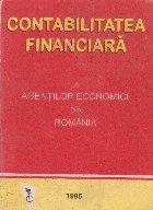 Contabilitatea financiara a agentilor economici din Romania