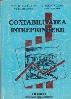 Contabilitatea intreprinderilor, Volumul al II-lea