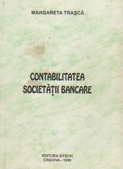 Contabilitatea societatii bancare