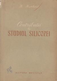 Contributii la studiul silicozei