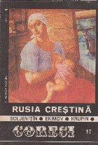 Coresi (17/1991) Rusia crestina (Soljennitin