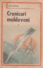 Cronicari moldoveni