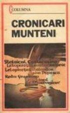 Cronicari munteni