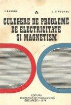 Culegere de probleme de electricitate si magnetism