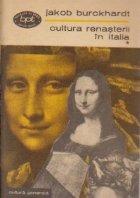 Cultura Renasterii in Italia, Volumul I