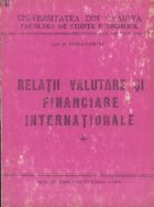 Curs de relatii valutare si financiare internationale, Volumul I