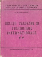 Curs de relatii valutare si financiare internationale, Volumul al II-lea