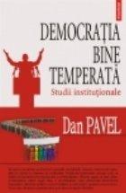 Democratia bine temperata Studii institutionale