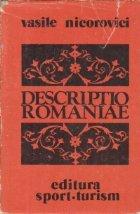 Descriptio Romaniae