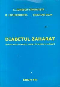 Diabetul zaharat - Manual pentru studenti, medici de familie si rezidenti