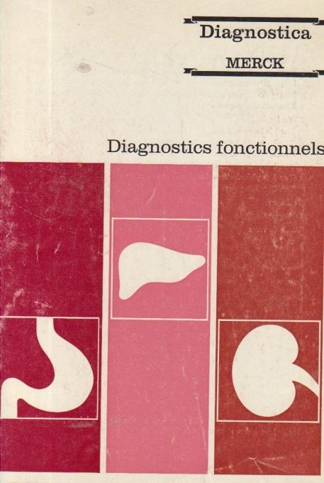 Diagnostica Merk - Diagnostics functionnels