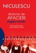 Dictionar de afaceri englez-roman (6500 de cuvinte)