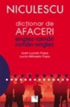 Dictionar afaceri englez roman/roman englez