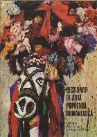 Dictionar de Arta Populara Romaneasca