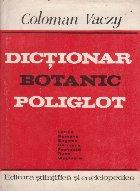 Dictionar Botanic Poliglot