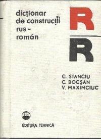 Dictionar de constructii rus - roman