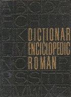 Dictionar enciclopedic roman, Volumul al IV-lea (Q-Z)