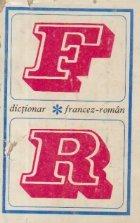 Dictionar francez roman (60000 termeni)