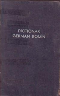 Dictionar german-romin