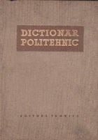 Dictionar politehnic (Radu Titeica)
