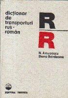Dictionar de transporturi rus-roman
