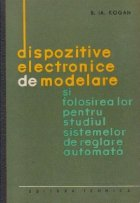 Dispozitive electronice modelare folosirea lor