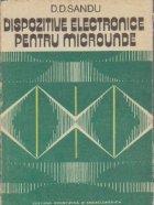 Dispozitive electronice pentru microunde