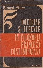 Doctrine si curente in filosofia franceza contemporana