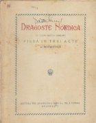 Dragoste Nordica (O noua Hedda Gabler) - Piesa in trei acte