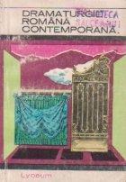 Dramaturgie romana contemporana, Volumul I