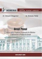Drept penal Sinteze pentru pregatirea