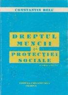 Dreptul muncii si protectiei sociale