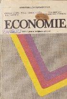 Economie, Manual pentru invatamantul liceal