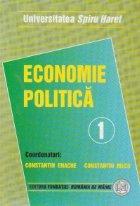Economie politica, Volumele I si II
