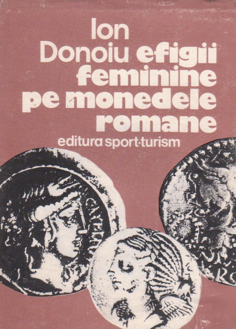 Efigii feminine pe modedele romane