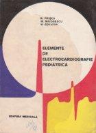 Elemente de electrocardiografie pediatrica