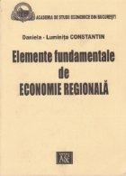 Elemente fundamentale economie regionala