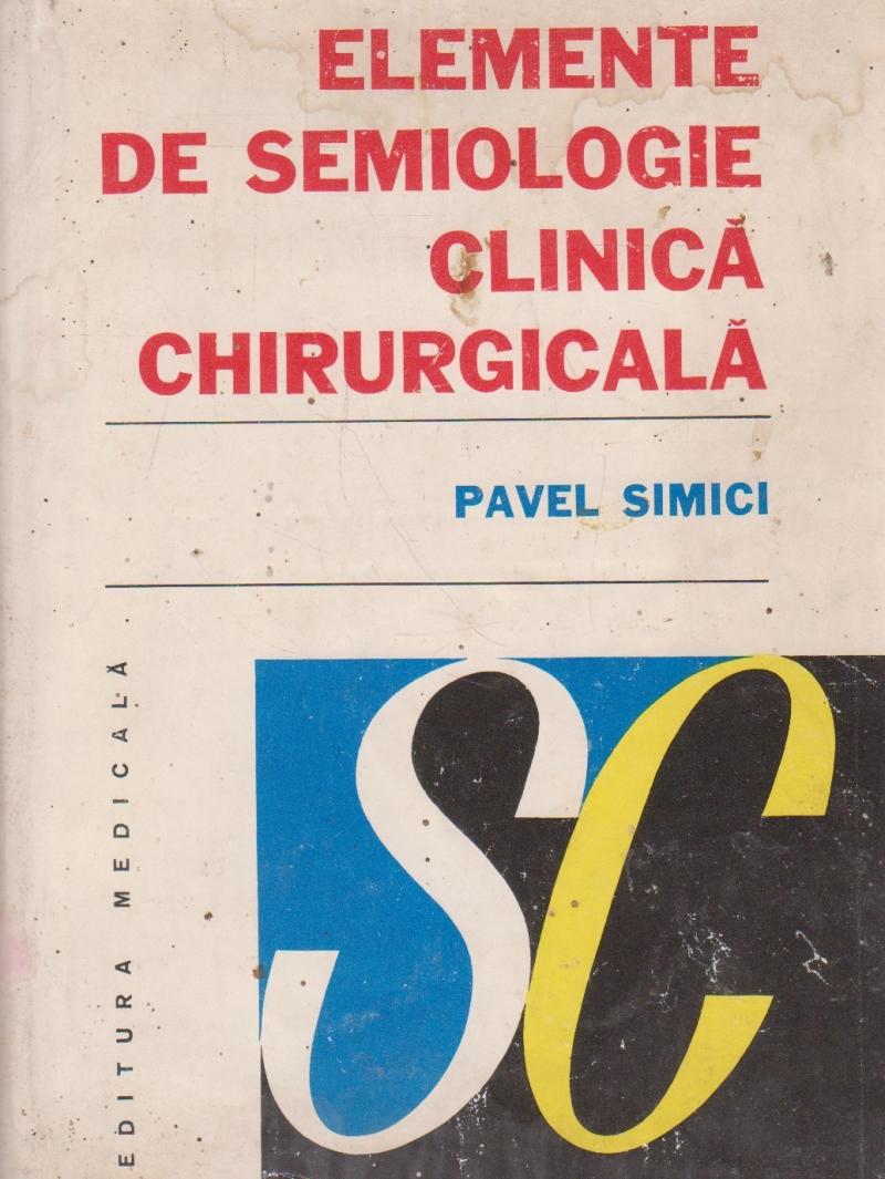 Elemente de semiologie clinica chirurgicala