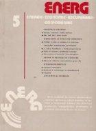 Energ Energie, Eficienta, Restructurare, Gestiune (volumul al V-lea)