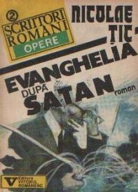 Evanghelia dupa Satan - Roman