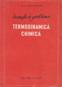 Exemple si probleme de termodinamica chimica (traducere din limba rusa)