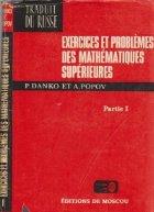 Exercices et problemes des mathematiques superieurs, Partie I