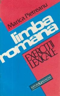 Exercitii lexicale pentru limba romana