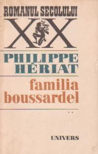 Familia Boussardel, Volumul al II-lea - Copii rasfatati