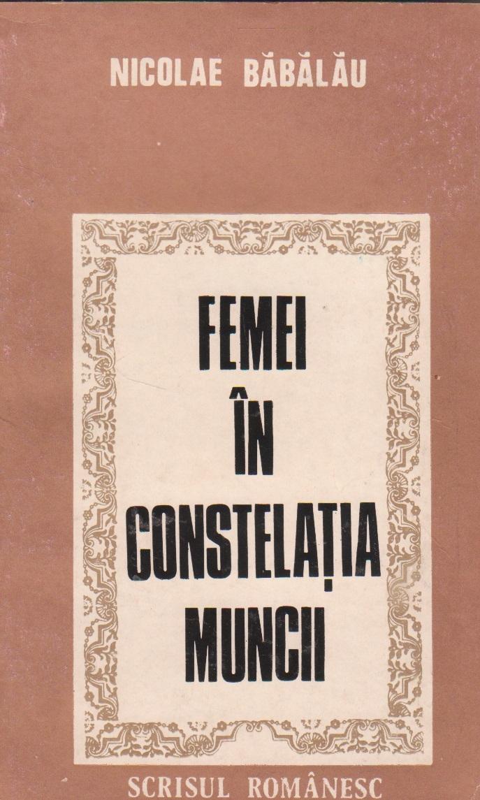 Femei in constelatia muncii
