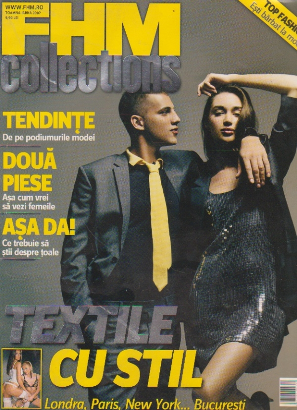 FHM Collections, Toamna-Iarna 2007