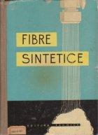Fibre sintetice