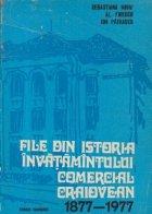 File din istoria invatamantului comercial craiovean (1877 - 1977)